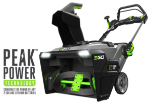 "EGO Power Plus 21"" Rechargeable Snow Blower"