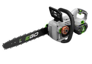 """EGO POWER PLUS CS1604 RECHARGEABLE CHAINSAW 16"""""""