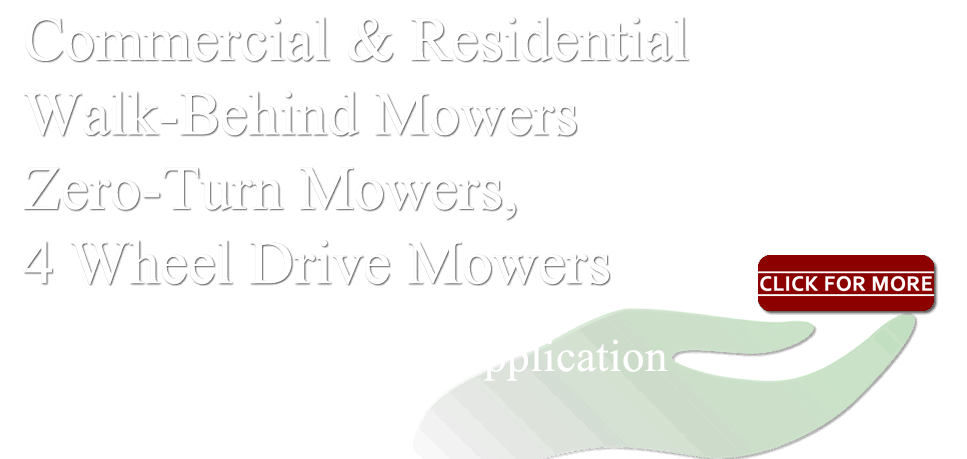 mowers for every occasion